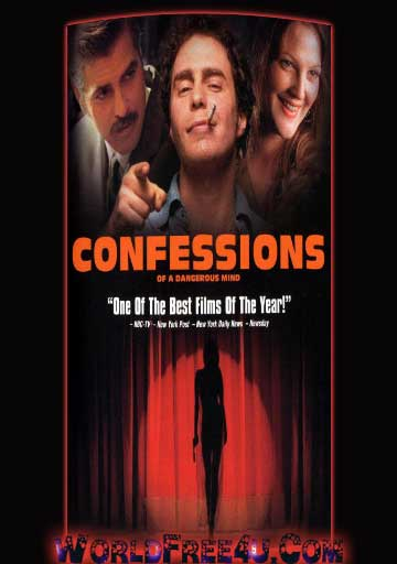 SONY MAX MOVIES: Confessions of a Dangerous Mind (2002) 300MB 420p