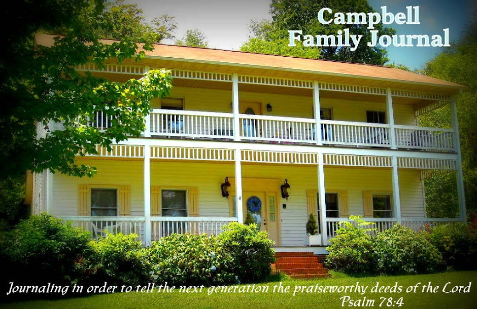 Campbell Family Journal