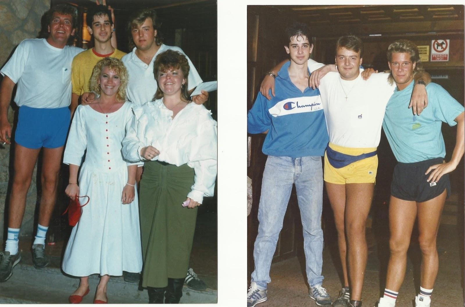 80s short shorts men