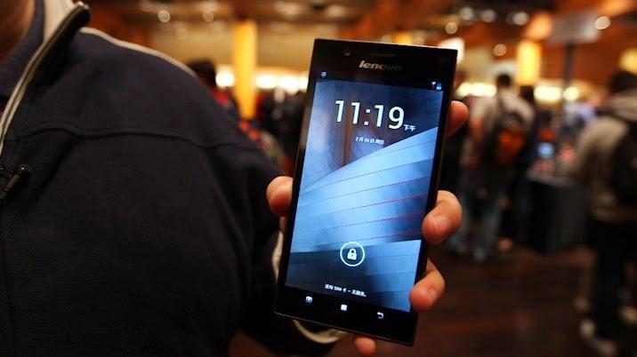Harga Hp Android Lenovo Bulan Mei 2014