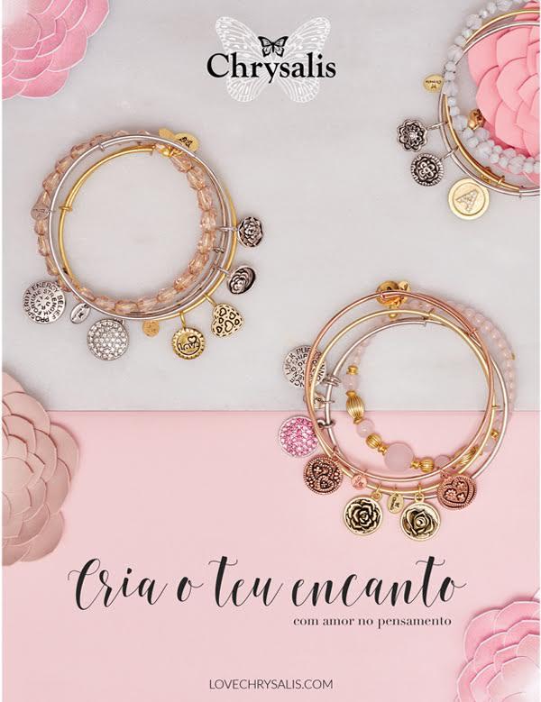 Dia 14 de Fevereiro, Dia dos Namorados, está quase aí. Já pensaram no presente que vão oferecer ou mesmo naquele que gostariam de receber? Chrysalis jóias. Style Statement. Blog de moda portugal.