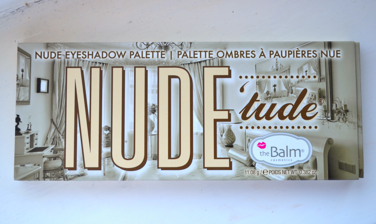 The Balm Cosmetics Naughty NUDE'tude Palette