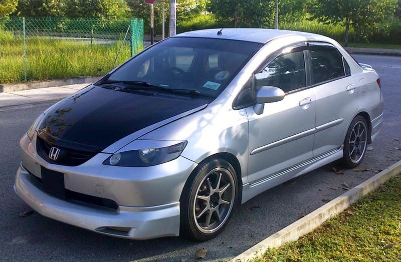 Foto Modifikasi Mobil Honda City