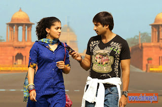 Sahasam-New-Movie-Stills