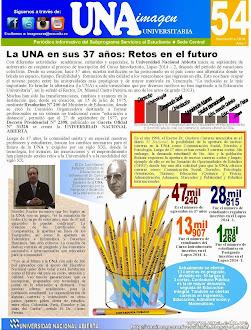 EN TUS MANOS EL PERIÓDICO NÚMERO 54.