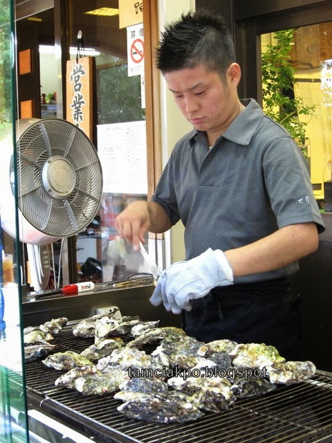 delicious grill fresh oyster for sale