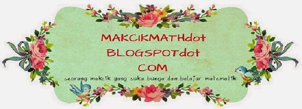 makcikmath