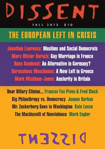 Dissent - Φθινόπωρο 2013   Η ευρωπαική αριστερά σε κρίση