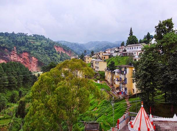 Shillong hill stations