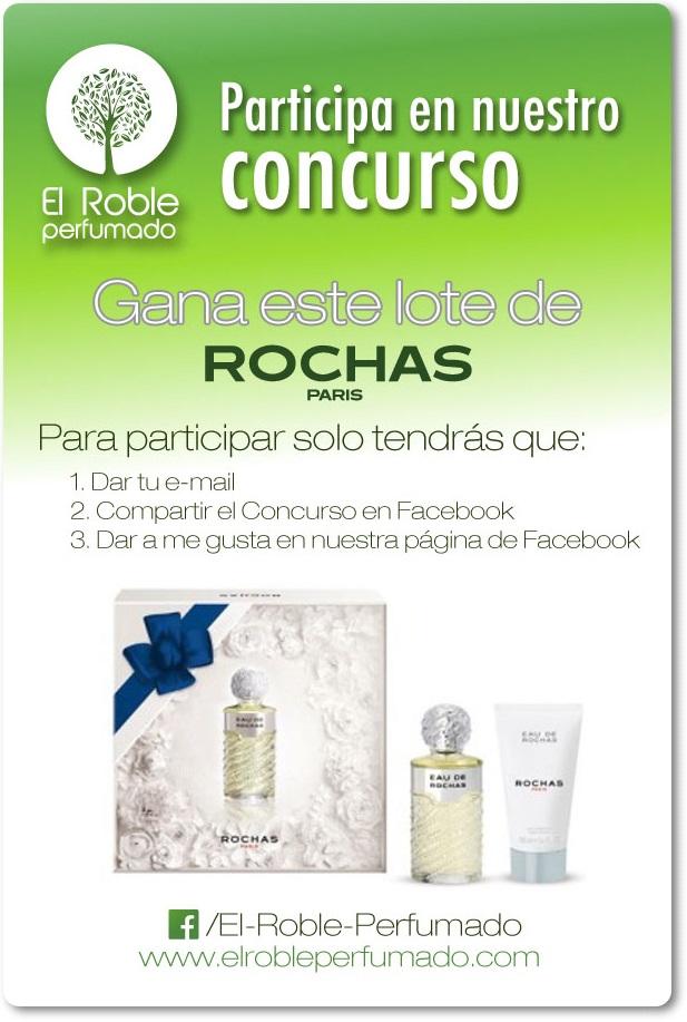 El Roble Perfumado, tu nueva web de perfumes y cosmética
