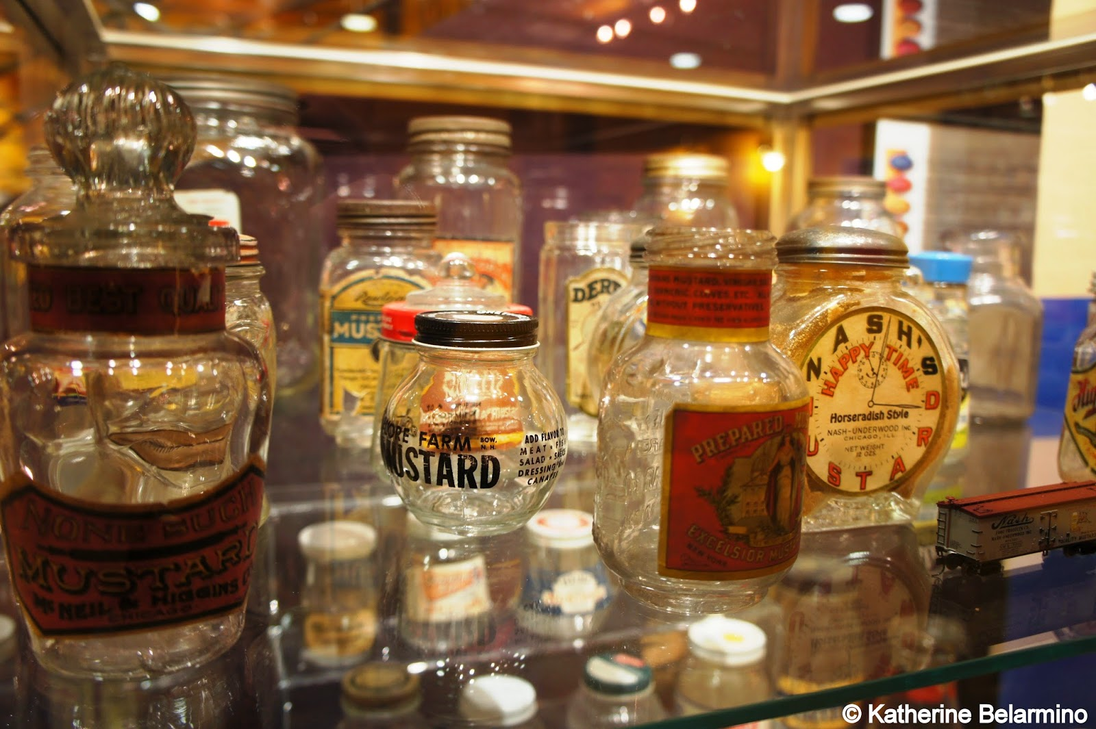 National Mustard Museum Middleton Wisconsin