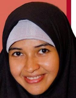 Gambar Wilma Muhammad Terkini Bertudung Labuh