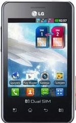 LG Optimus L3 Dual Preview 2012