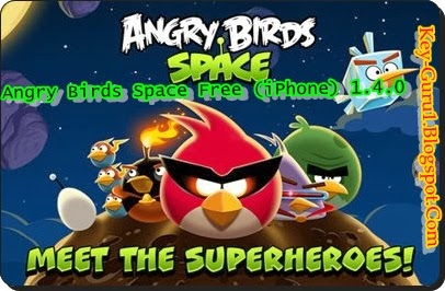 iPhone angry birds space 1.4.0 full version free download