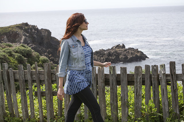 Amy West at Sea Ranch Lodge in Sonoma