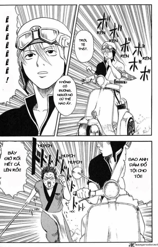 Gintama Chap 1 - Trang 15