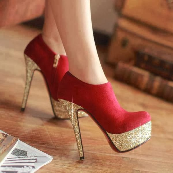 Excellent High Heels Shoes Collection for girls 2013 ...