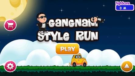 Gangnam Style Run
