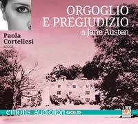 """Lo splendido audiolibro """"Orgoglio e Pregiudizio"""" letto da Paola Cortellesi per Emons Edizioni!"""
