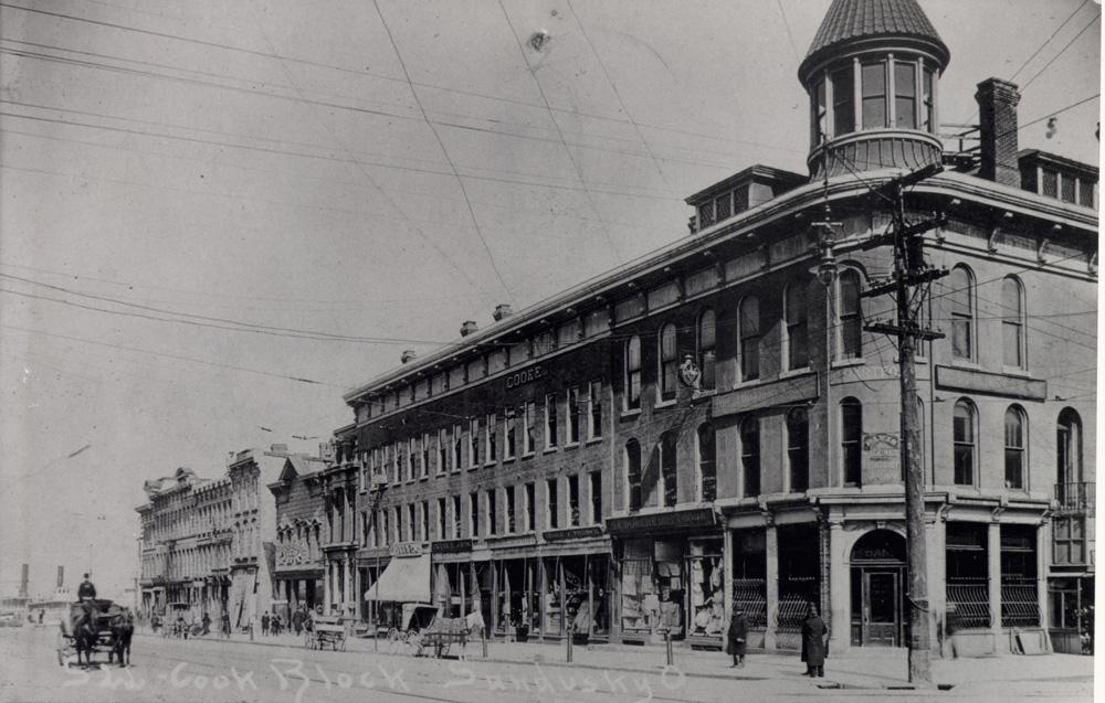Sandusky History: Cooke Block