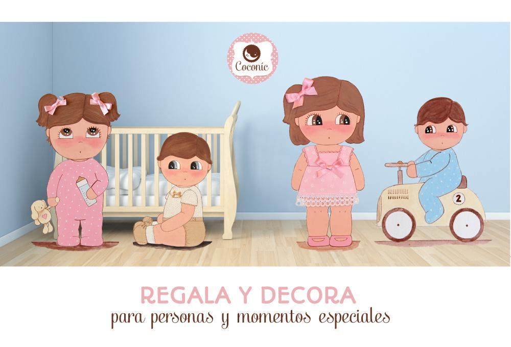 COCONIC decoración infantil personalizada