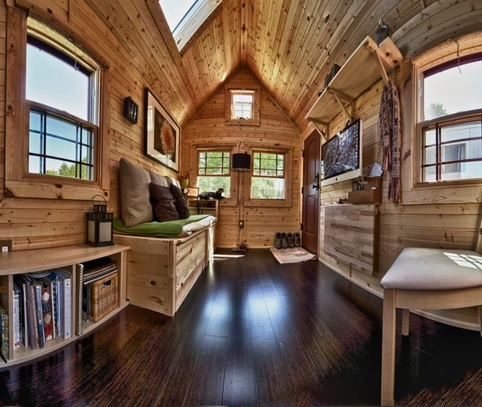 inside tiny houses car interior design