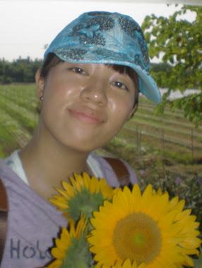 卓傳道在向陽農場
