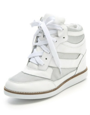 white sneaker wedges 2012 2013