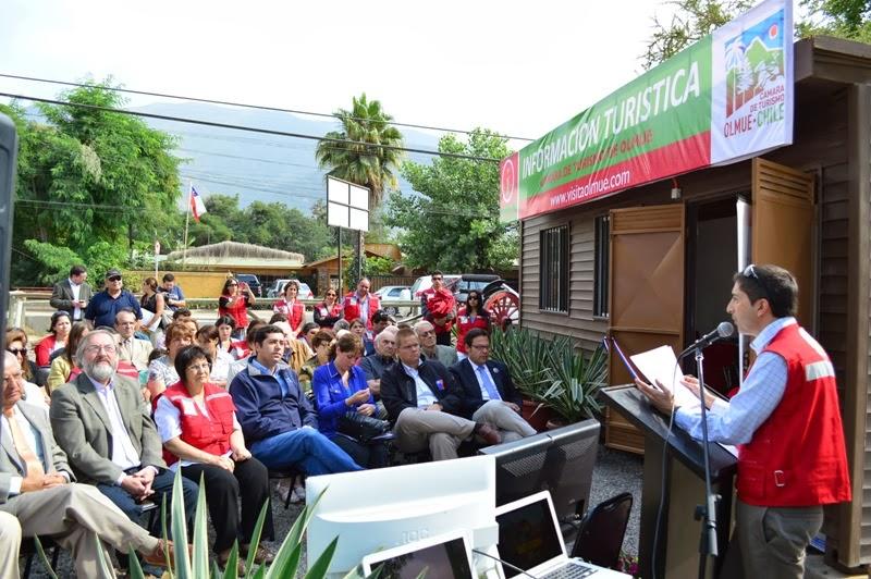 Olmuenoticias se inaugura oficina de informaci n tur stica de la c mara de turismo de olmu - Oficina de informacion turistica ...