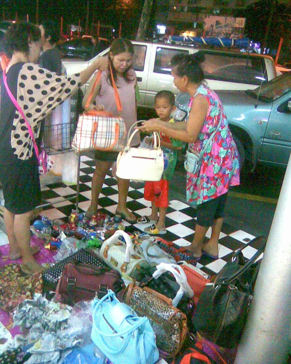 ตลาดนัดเมืองทองธานี