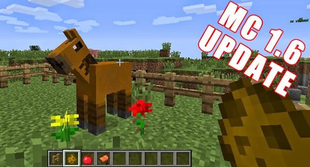 Em Breve Minecraft 1.6