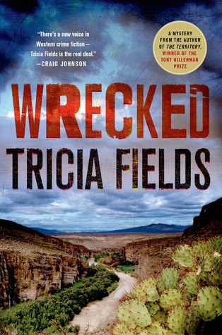 Currently Reading... Wrecked (Josie Gray #3)