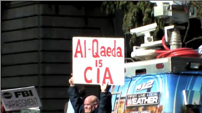 Portland Activists Fighting FBI Fake Terror PortlandCIAisAlQaeda