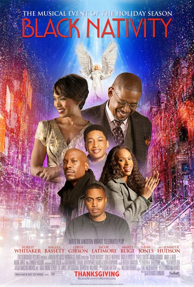 La película Black Nativity