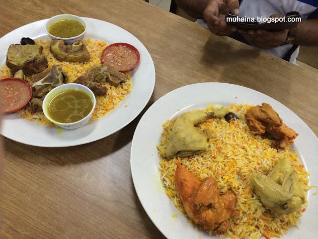 Kitchen Project | Restoran Bandar Hadramawt | Dapur Momy