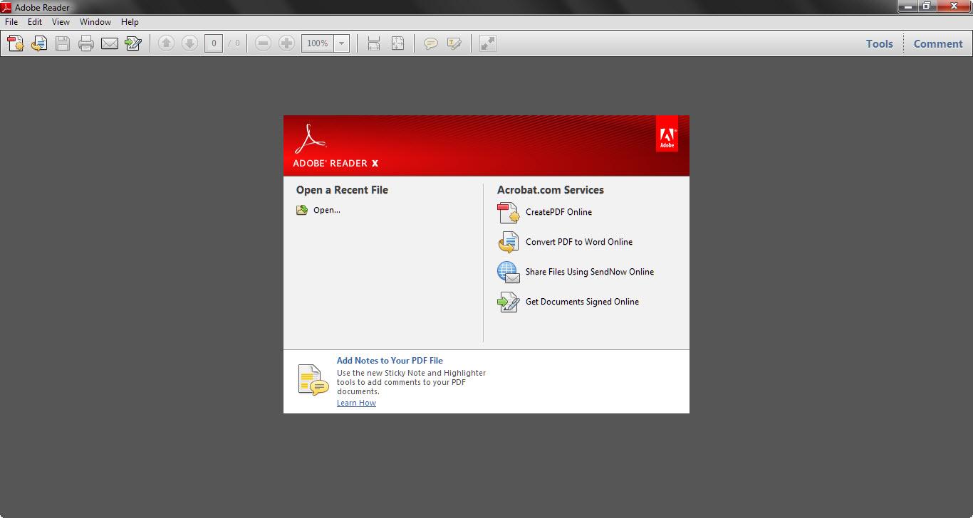 download free windows 7 pdf reader