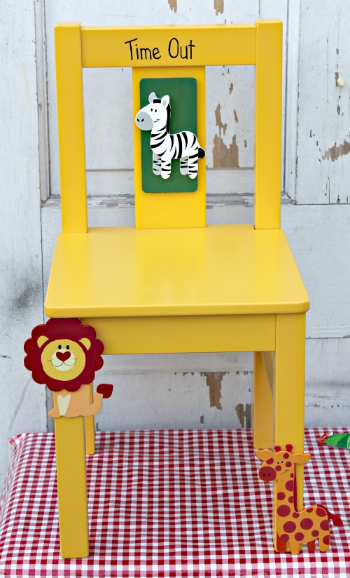 Time Out Chair With Timer 20 north ora: time out chair for the little darlings in your life!