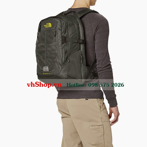 balo laptop the north face