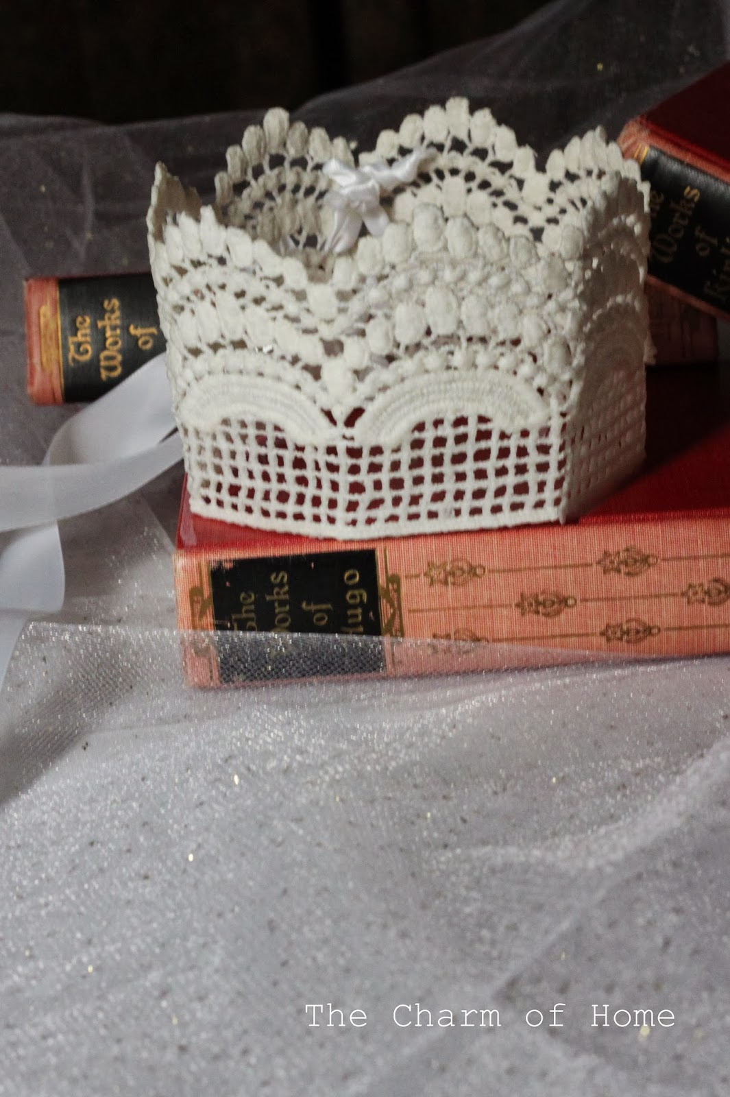 DIY Fairy Tale Lace Crown, The Charm of Home