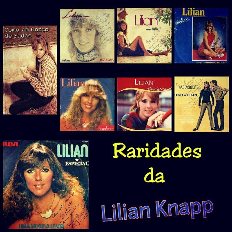 Raridades da Lilian Knapp