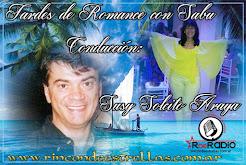 TARDES DE ROMANCE CON SABU