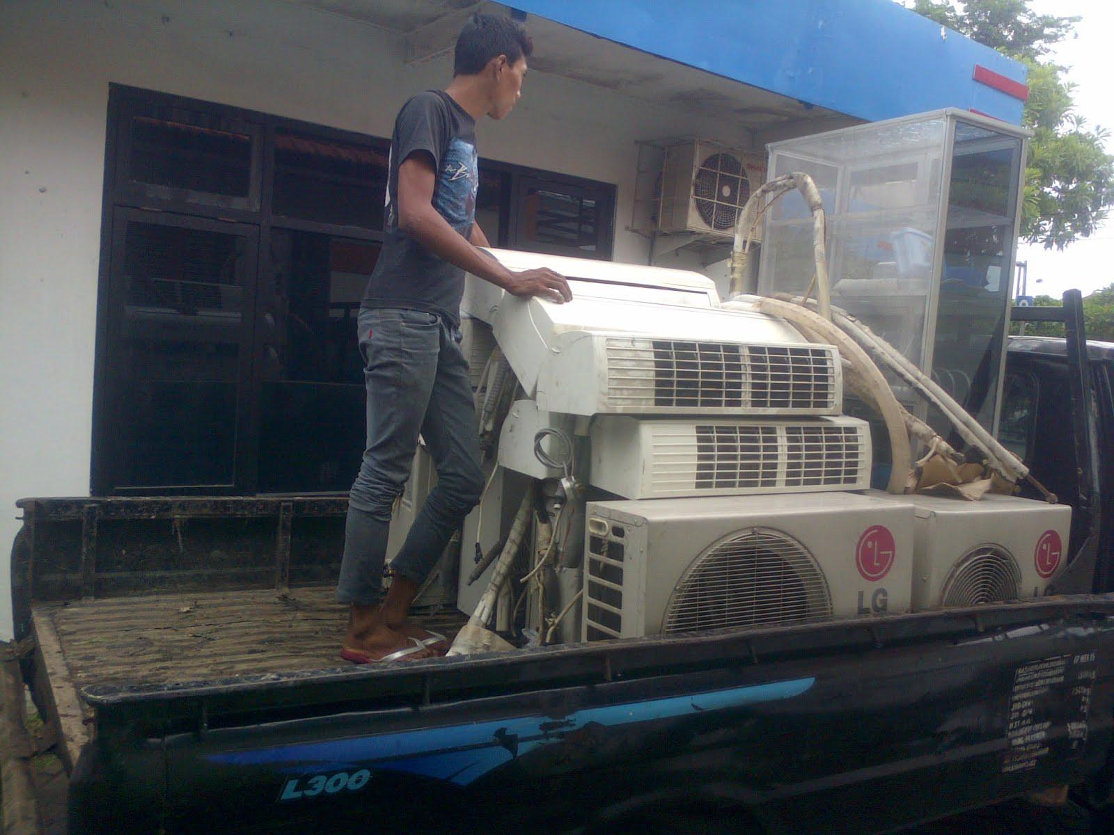 Bongkar Pasang AC Surabaya-Sidoarjo