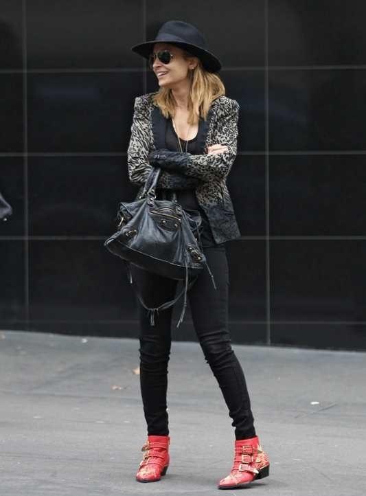 Fashion Is My Drug Celebrities Gone Crazy For Celine Susan Ankle Boots