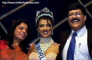 Priyanka Chopra with her Father Ashok Chopra