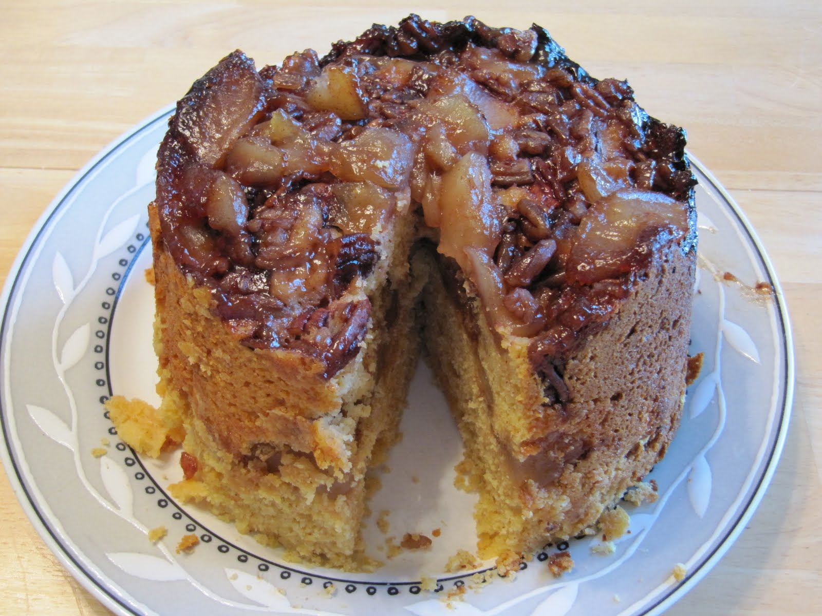 The Crock Pot Challenge: Week 20 : Apple Coffee Cake