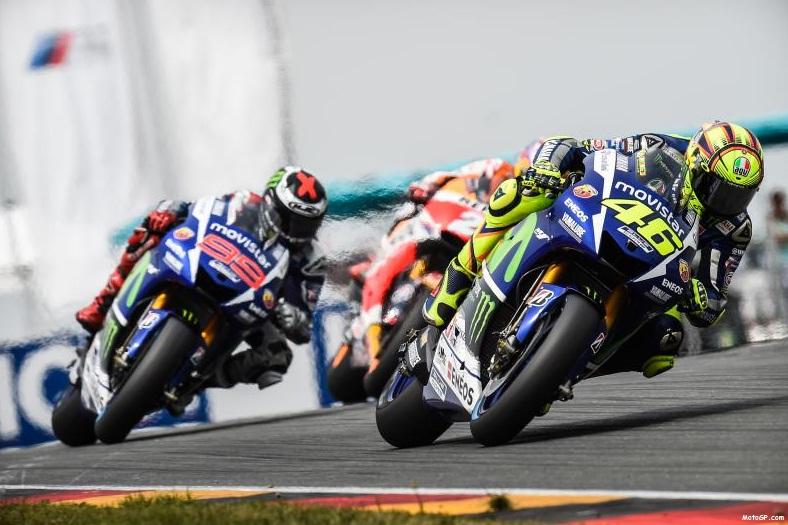 Lorenzo 99, Rossi 46