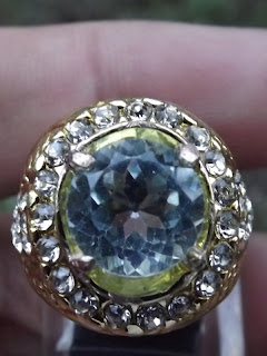 Light Blue Topaz