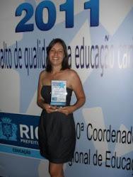 Nossa Professora Talento de 2011