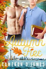 AUTUMN FIRE<br>Cameron D. James