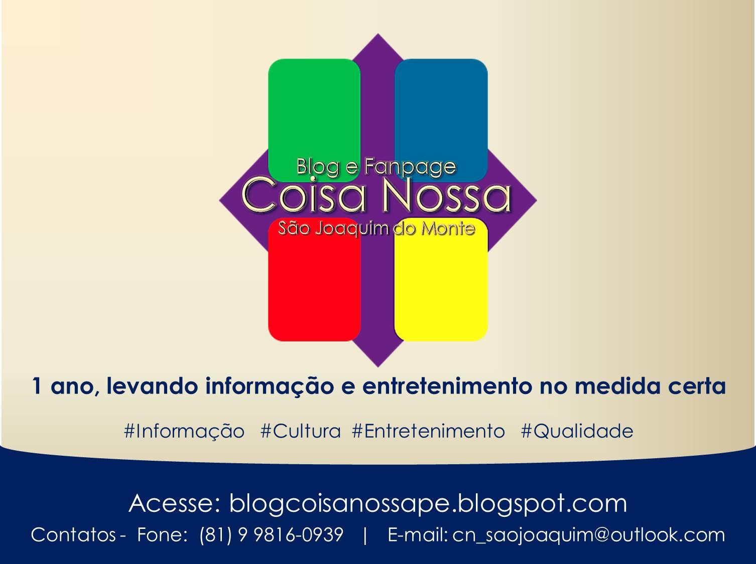 Blog Parceiro Coissa Nossa